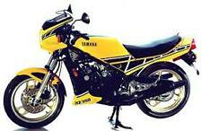 YAMAHA RD350  RZ350 YPVS 31K KENNY ROBERTS FULL PAINTWORK DECAL KIT