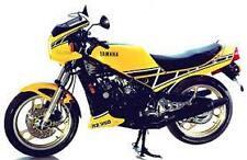 Yamaha RD350 RZ350 YPVS 31K Kit Completo De Pintura Calcomanía Kenny Roberts