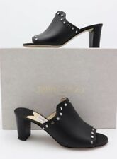 Jimmy Choo Mules Med (1 3/4 to 2 3/4 in) Heel Height Heels for Women