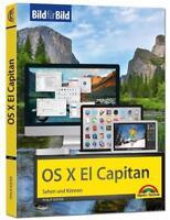 OS X El Capitan Bild für Bild NEU