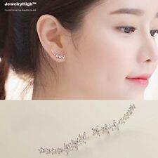 Silver Filled Crawler Climber Ear Cuff Star Earrings Jewellery Online for Women