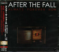 After The Fall - Always Forever Now Japan CD+12BONU NEW