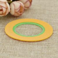 1pcs 18m Model Masking Tape Fine Line Craft Tools DIY Universal 1/2/3mm US