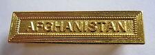 FRANCE: Agrafe barrette AFGHANISTAN pour rubans de médailles militaires diverses