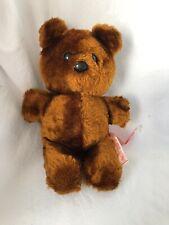 "Vintage 1983 DAKIN Plush Toy POOKY Garfield Teddy Bear 8"""