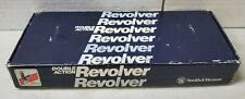 Factory Smith & Wesson S&W Blue Revolver Cardboard Box