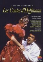 The Reale Opera, Covent Giardino - Offenbach: Les Contes D' Hoffm Nuovo DVD