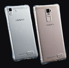 For Oppo R7 R7S R7Plus Clear Anti Impact Skidproof Gel Skin Case cover