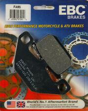 EBC BRAKE PADS Fits: Kawasaki EX250F Ninja 250R,EN500C Vulcan 500 LTD,VN1500E Vu