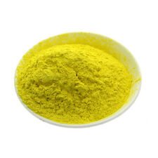 Cosmetic Grade Natural Mica Powder Pigment Soap Candle Colorant Dye Deep Yellow