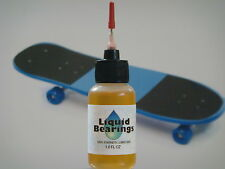 Liquid Bearings, Best 100%-synthetic oil for Santa Cruz or any boards, Read!