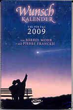 Wunschkalender 2009 - Bärbel Mohr, Franckh NEU Kalender