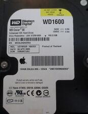 """Western Digital WD1600JB-40GVC0 Apple 655-123 160gb 3.5"""" IDE Desktop Hard Drive"""