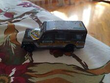 Burago Land Rover Fiore Del Deserto Scala 1/47