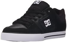DC Shoes Pure Action Sport Sneaker (Black/Black/White / Men's / 11(D)D U.S Size)