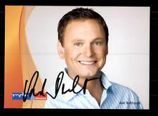 Axel Bulthaupt Autogrammkarte Original Signiert # BC 90974
