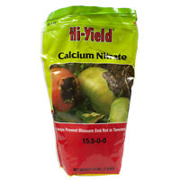 Calcium Nitrate ( 4 Lbs ) Helps Prevent Blossom End Rot In Tomatoes and Peppers