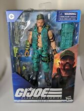 Custom Throwback G.I. Joe Classified Gung Ho 6-Inch