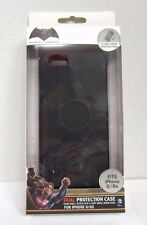 DC Comics Batman vs Superman CC6-02394C Black iPhone 6/6s Hard/Soft Case