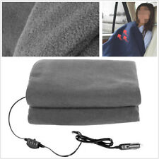 Car Truck Heating Blanket Warm Flannel Adjustable High/Low Breathable Universal
