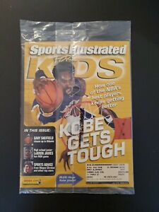 June 2002 Tom Brady Rookie Rc Card Sports Illustrated For Kids Never Opened Kobe