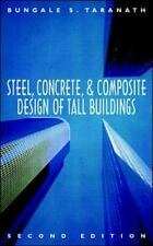Steel, Concrete, and Composite Design of Tall Buildings by Bungale S....