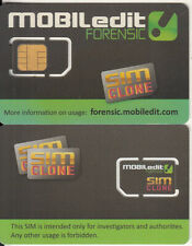 USA MOBILedit Forensic SIM Clone card unused