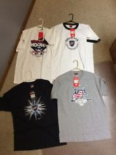 Nike USA Hockey T-Shirt Size Large NEW WITH TAGS Lot Of 4