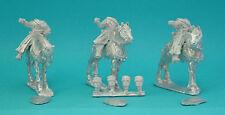 28mm 6 x C13th Medieval Crusades Knights 22 lion Rampant Saga cross and crescent