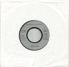 Bon Jovi - This Ain't A Love Song DJ only single