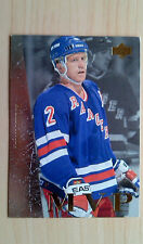 Brian LEETCH :  MVP card  - Upper Deck Collector's Choice NHL Hockey Cards 1996