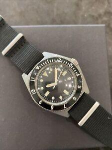 Benrus Type 1 Class A Vietnam War February 1978 Automatic Watch MIL-W-50717