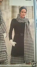 Vtg 60's VOGUE PARIS ORIGINAL 2092 NINA RICCI COAT*SKIRT*DRESS - Sewing Pattern