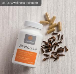25%OFF DoTerra Zendocrine Detoxification Complex Support Healthy Liver Kidney