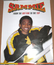 Sammie Bottom to Top, original Capitol promotional poster, 18x24, 2000, Ex!
