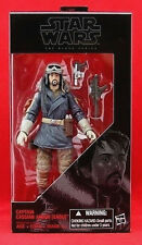 "Captain Cassian Andor (Eadu) Star Wars Rogue One Black Series 6"" Action Figure"