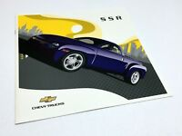 2004 Chevrolet SSR Brochure