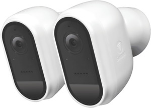 NEW Swann SWIFI-CAMWPK2-GL 1080p Wire-Free Security Camera 2 Pack