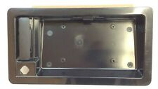 1996-2020 Ford E-Series rear black Cargo Door Handle License Plate Housing OEM