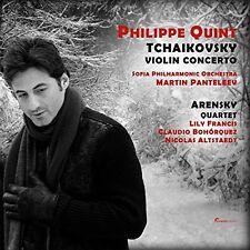 Tchaikovsky / Quint - Tchaikovsky / Quint : Violin Concerto [New SACD] Hybrid SA