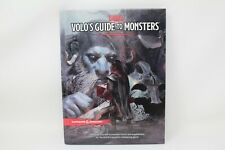 Warhammer Dungeons and Dragons Volo's Guide To Monsters