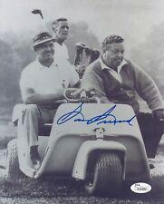 Sam Snead #1  8x10 Signed W/JSA Certification  Golf  032518