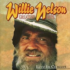 Willie Nelson - Greatest Hits Live In Concert