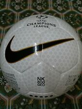 NIKE UEFA CHAMPIONS LEAGUE 1999/2000 NK 800 GEO TESTED BY SGS PERFECT MATCH BALL