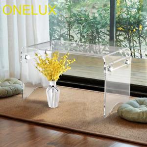 Waterfall Acrylic Table