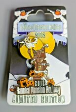 Haunted Mansion Holiday 2012 - Zero with Gingerbread House - Pin 93355