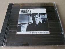 Sting – The Dream Of The Blue Turtles CD 24k gold disc from Mobile Fidelity Lab