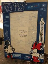 "Disneyland Paris CADRE PHOTO 20 x 30  / Photo Frame 8"" x 12"" VERTICAL PARIS 7"