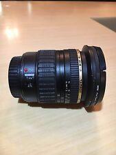 Tamron AF 11-18mm f / 4.5-5.6 GRANDANGOLO lente della fotocamera (Canon Nikon Mount) rrp £ 299