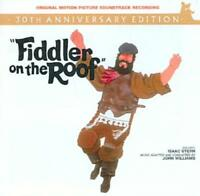 JOHN WILLIAMS (FILM COMPOSER) - FIDDLER ON THE ROOF [30TH ANNIVERSARY EDITION] [